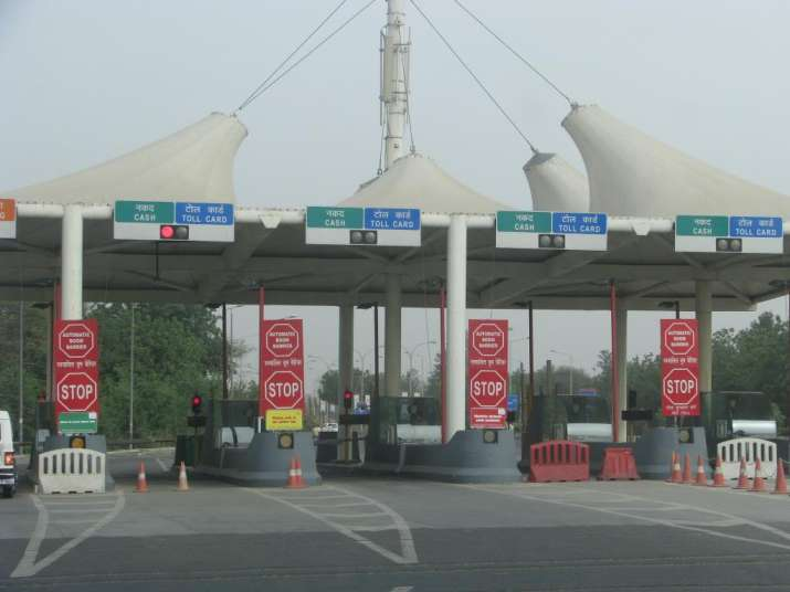 Relaince Toll Plaza, Toll Plaza