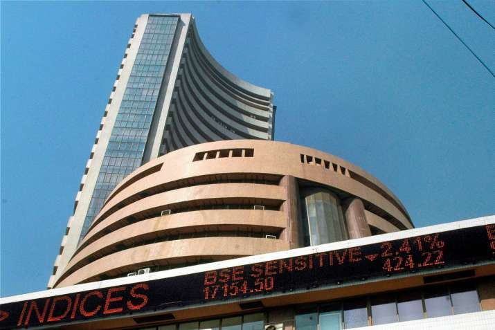 Sensex dips 329.26 points to close at 26,230.66.
