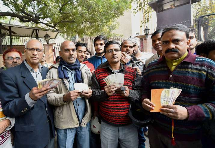 There was Rs 15.44 lakh crore in Rs 500 and Rs 1000 notes