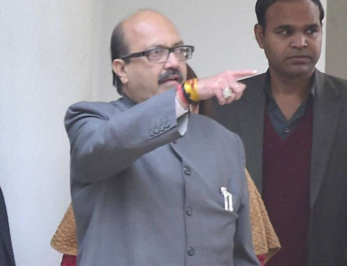 Amar Singh will meet Election commission with Mulayam