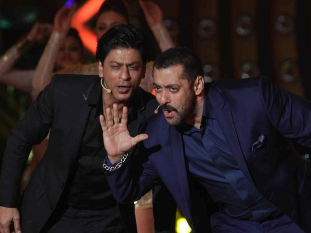Shah Rukh, Salman- India Tv