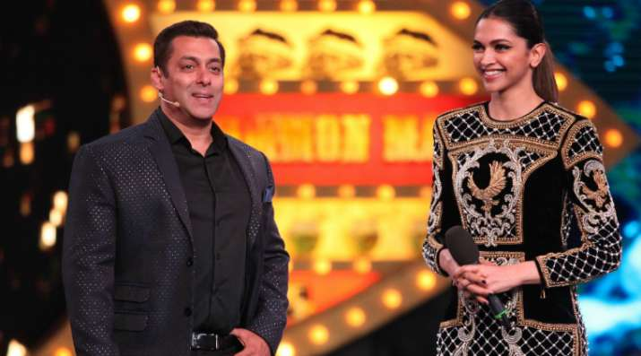 India Tv - Salman, Deepika- India Tv