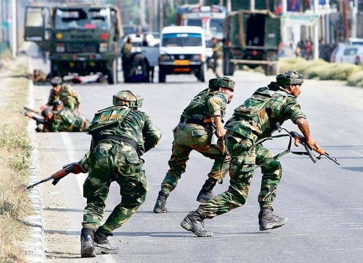 J&K lost 82 security personnel in 2016, highest in 8 years