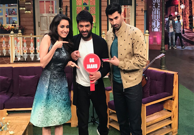 Shraddha, Kapil, Aditya- India Tv