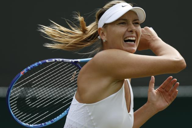 Maria Sharapova to make a comeback at Stuttgart in April