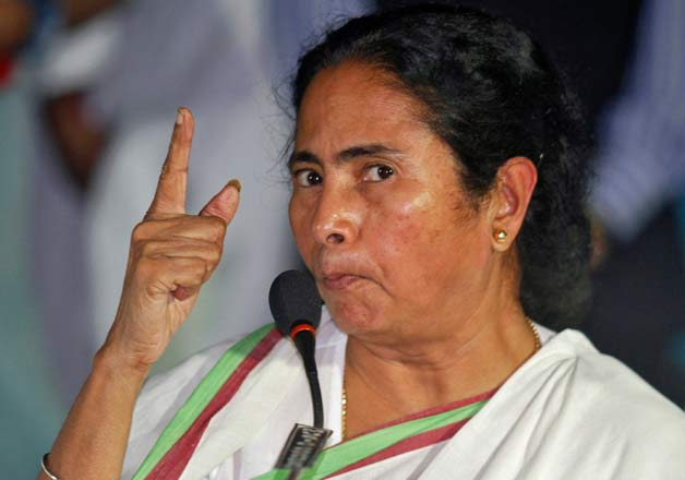 File pic - West Bengal Chief Minister Mamata Banerjee