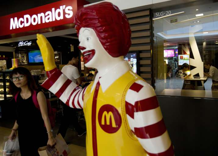 CITIC will acquire 52 percent of McDonald's China business