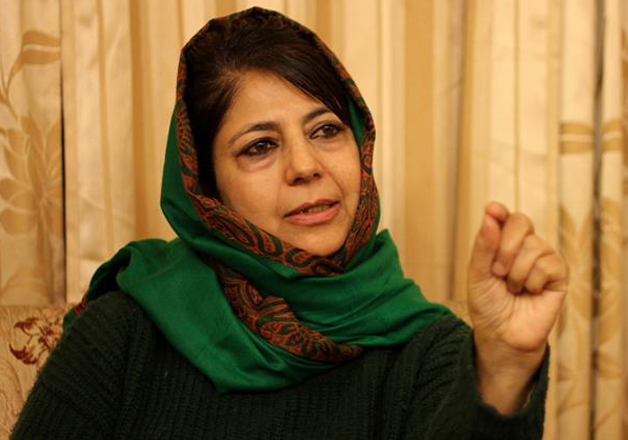 Kashmir cannot become Afghanistan or Syira: Mehbooba Mufti