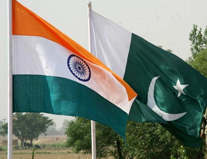 Image result for India, Pakistan exchange list of nuclear installations, India and Pakistan on