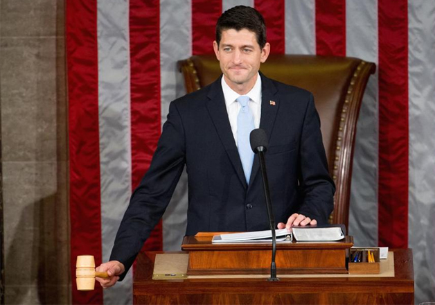 File pic of Paul Ryan