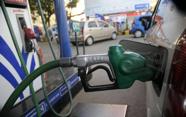 Petrol prices hiked by 42 paisa, diesel by Rs 1.03 per litre