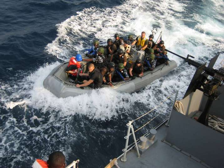 Kidnappings on rise, sea piracy plunges to 18 year low in