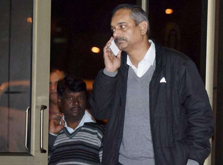 Rajendra Kumar blames Najeeb Jung for arrest in graft case