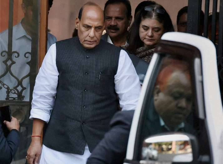 Home Minister Rajnath Singh sought report after BSF jawan's