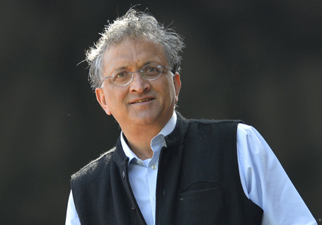 A file image of historian Ramachandra Guha.