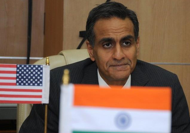 File pic - US Ambassador to India Richard Verma