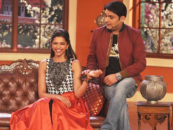 India Tv - Deepika, Kapil- India Tv