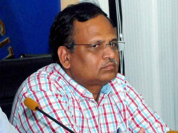 Could Satyendra Jain be first casualty of new Benami