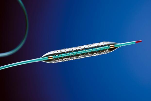 Stents selling in India at upto 1000 pc margin on
