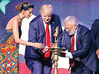 Trump's swearing-in ceremony to have Bollywood 'Jhatkas