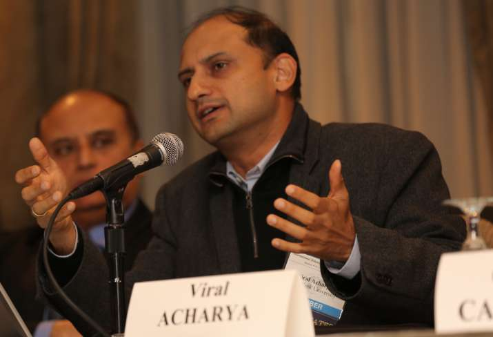 India at 'exciting but challenging time': Viral Acharya
