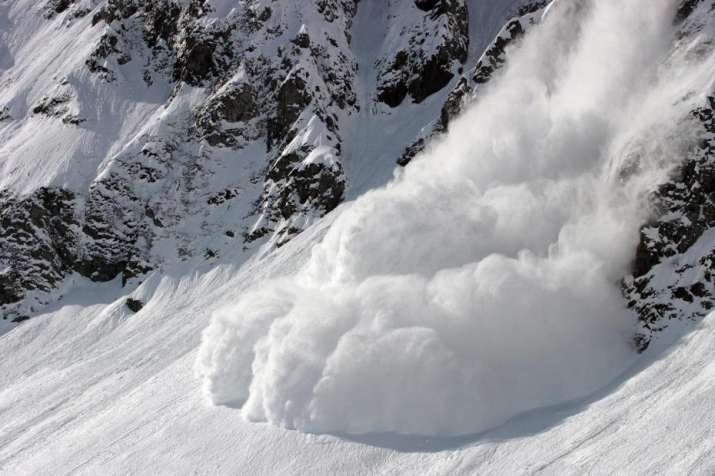Medium danger avalanche warning issued for some areas in