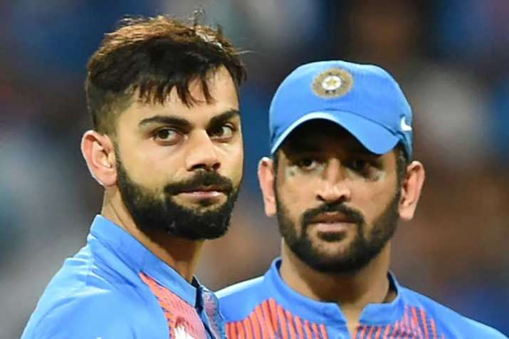 Virat Kohli is learning captaincy tricks from Dhoni