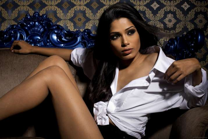 hollywood actress, freida pinto