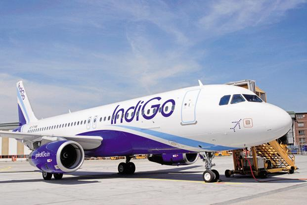 Security breach onboard IndiGo flight as passenger opens