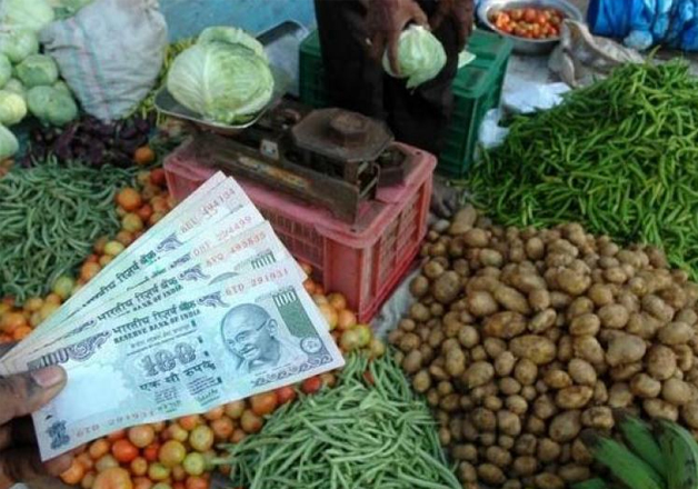 Representational pic - WPI inflation rises to 30-month high