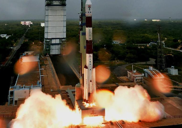 ISRO all set to break world record by lifting up 104