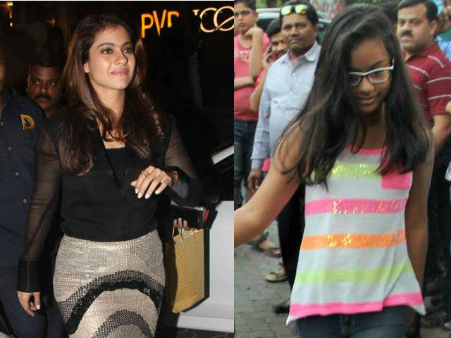 Kajol's Instagram post embarrasses daughter Nysa, see pic