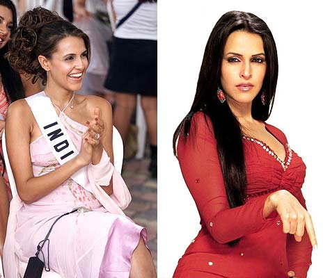 India Tv - 'Dangal' was phenomenal but I don't fit in the film: Neha Dhupia