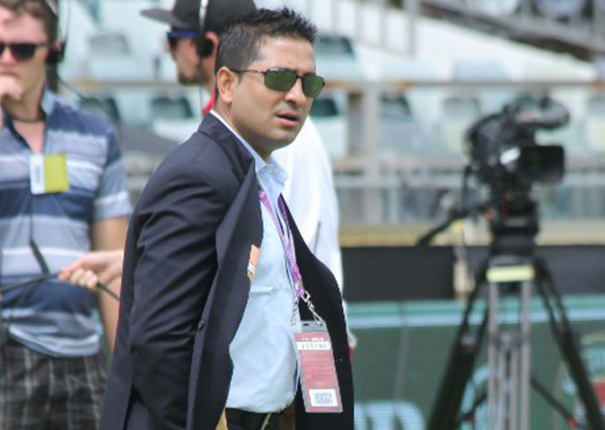 Indian Team's media manager Nishant Arora sacked by