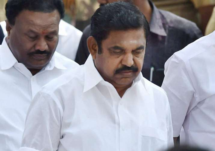 Palaniswami is an old loyalist of late J Jayalalithaa