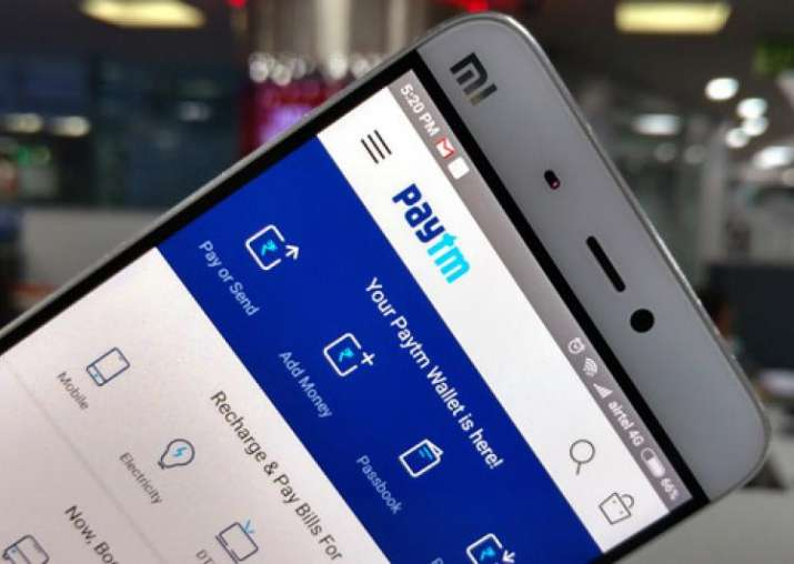 The discounts being offered by Paytm are similar to the