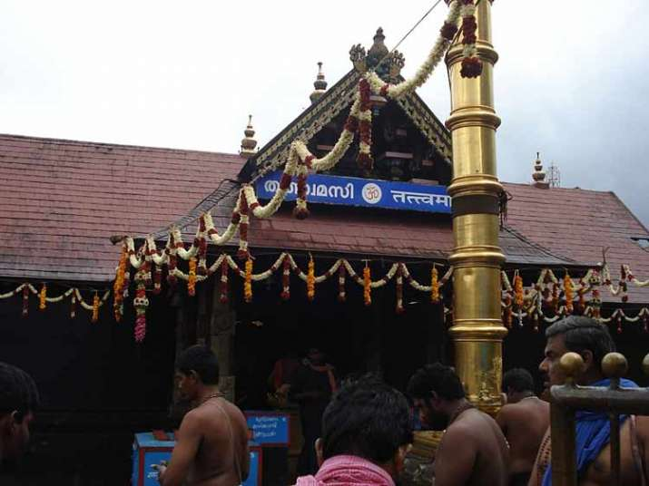 sc reserves verdict on referring Sabarimala case to