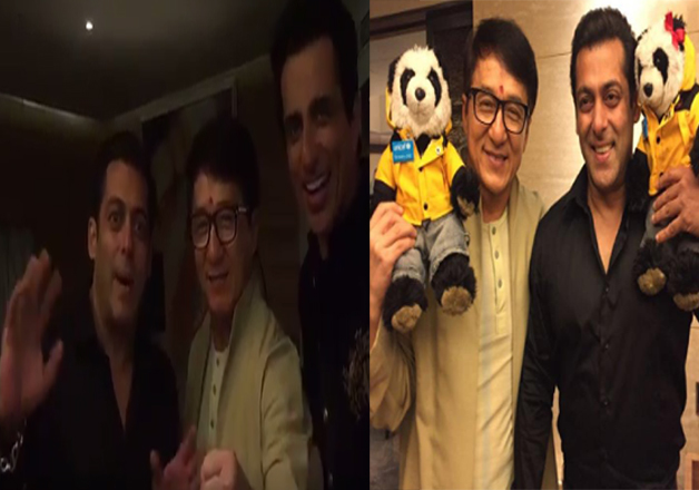 Salman Khan, Jackie Chan, Sonu Sood- India Tv