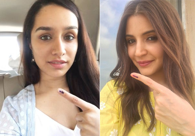 Shraddha Kapoor and Anushka Sharma