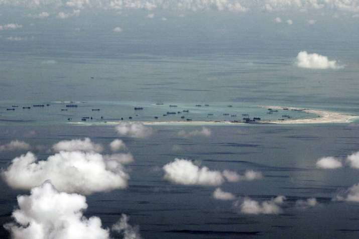 US, Chinese aircrafts in 'inadvertent' encounter over South