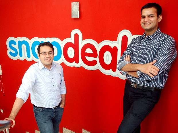 Snapdeal founders Kunal Bahl and Rohit Bansal won't be part
