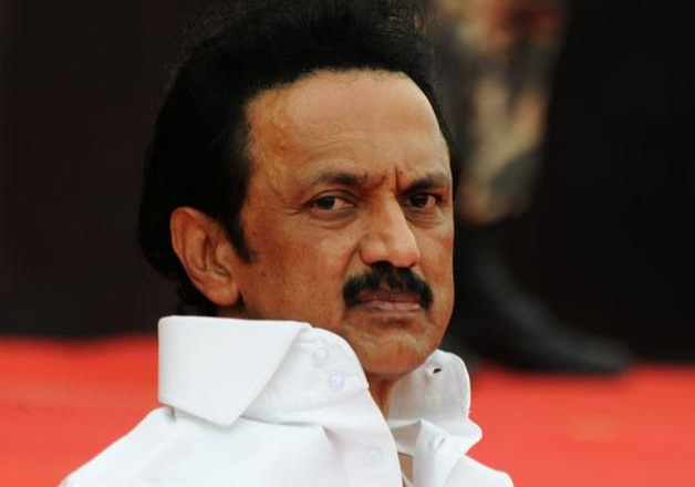 File pic of MK Stalin