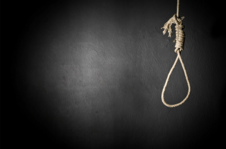 16-year-old hangs self after being forced for a lesbian