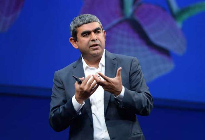 Sikka said malicious stories are being spread about Panaya