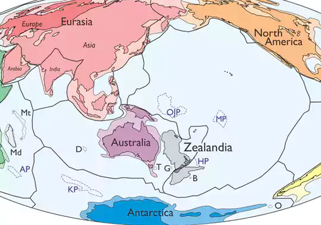 World's eighth continent Zealandia discovered underwater: