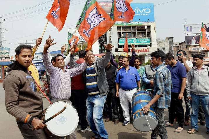 BJP has secured historic win in Uttarakhand and UP