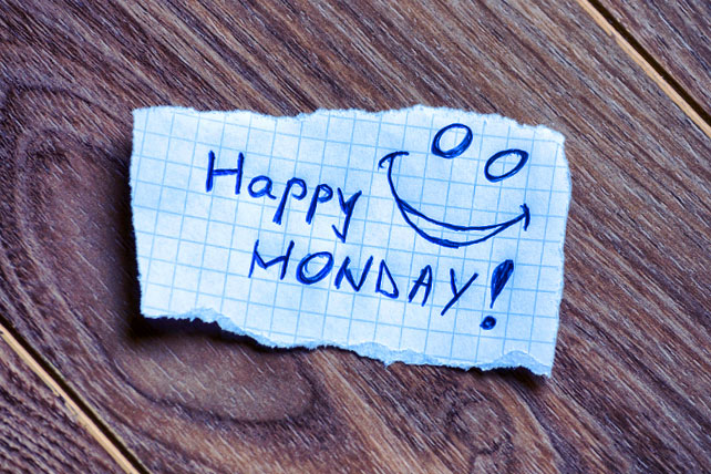 These 5 proven tips can make you feel better about Mondays