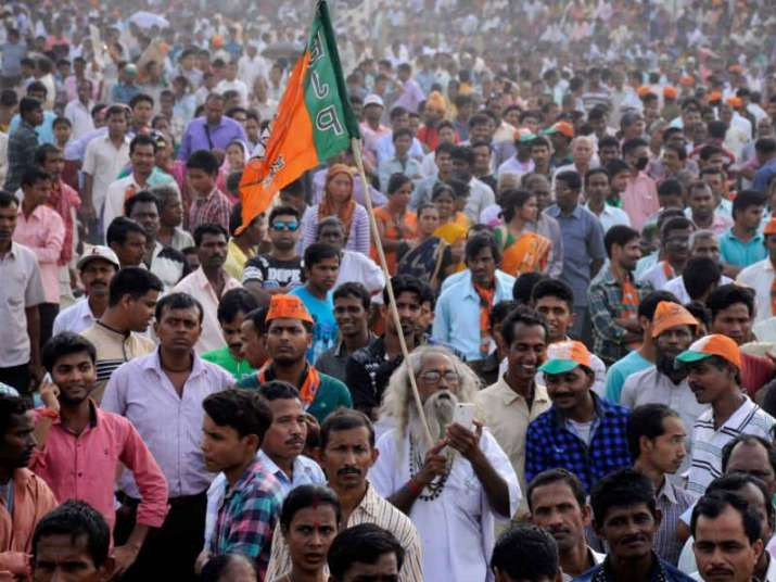 Out of 403 new UP MLA's, 322 are 'Crorepatis', 143
