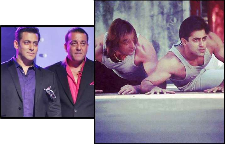 India Tv - salman khan and sanjay dutt starrer 'Dus' halted in 1997