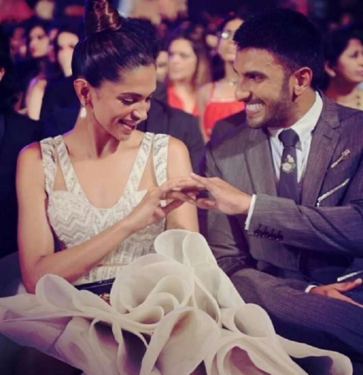 India Tv - Deepika, Ranveer